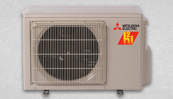 This is an image of a Hyper Heat outdoor system