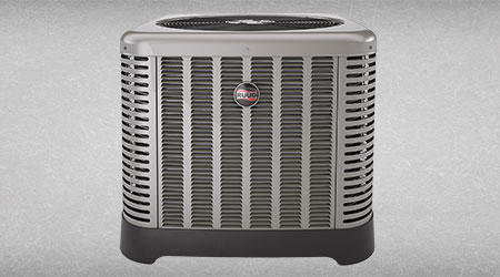 This is an image of a ac-condenser-unit, and it is the most common part that people are familiar with, because it houses the AC compressor outside.